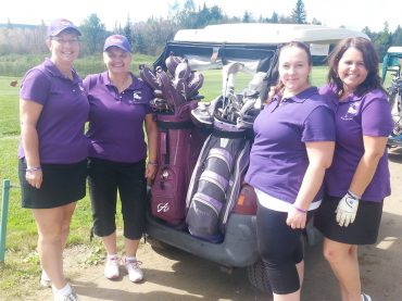 Charity golf tournament for St. Francis