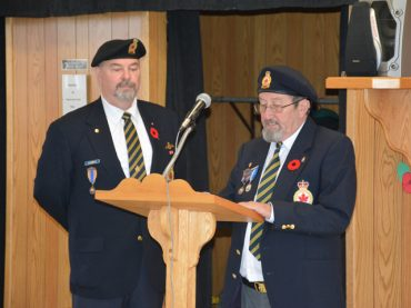 Barry's Bay remembers