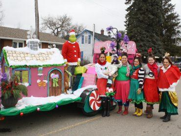 MV Lions 51st annual Santa Claus parade