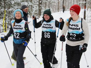 Third and best loppet at Opeongo Hills