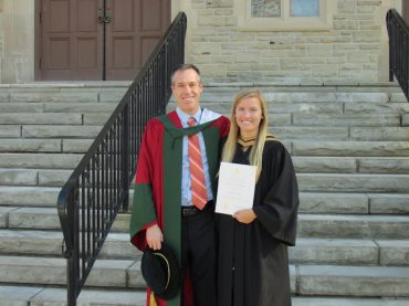 Late students' work published in prestigious journal
