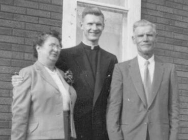 Diocese mourns Msgr. Ambrose Pick
