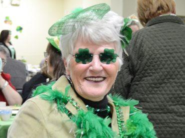St. Paddy's Tea a lively celebration of Irish heritage