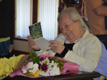 Local woman celebrates 100 years