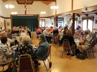 Opeongo Seniors Centre celebrates hard work of its volunteers