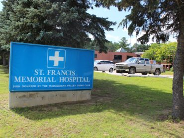 St. Francis Memorial Hospital receives provincial funding