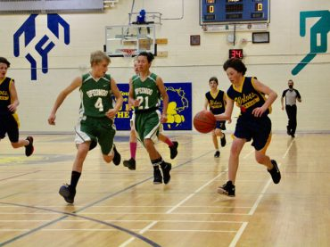 MV Wolves boy junior team tangles with the Wild Cats