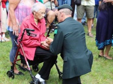 Veterans honoured at Pikwakanagan Pow Wow