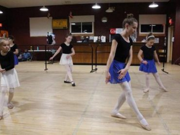 Madawaska Valley Dance celebrates end of fall term