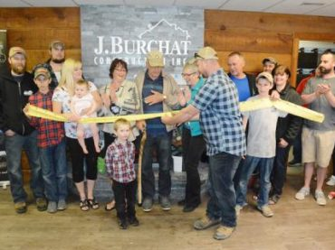 Barry's Bay welcomes J. Burchat Construction Inc.