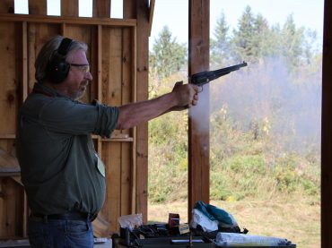 Gun club celebrates 40th anniversary