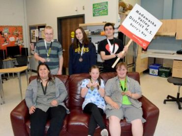 MVDHS students earn medals at Special Olympics