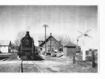 Riding the Train: Local History