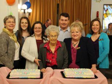 Valley Manor celebrates 1,000th resident