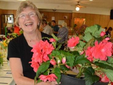 Annual flower and veggie show brightens up the Valley