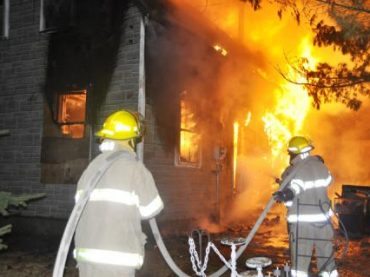Fire guts house in Killaloe