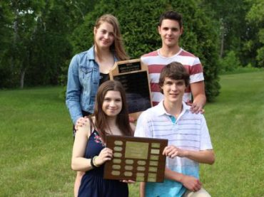 Student athletes recognized at annual athletic banquet