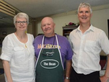 Volunteer tea honours those who serve others