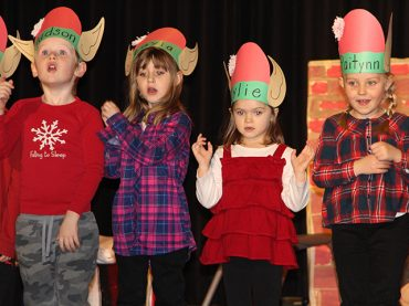 Christmas Concert – Sherwood Public School