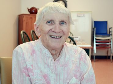 Pleasant memories of Christmas still live on for Catherine Recoskie