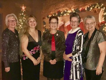 Valley Manor staff celebrates 40 years