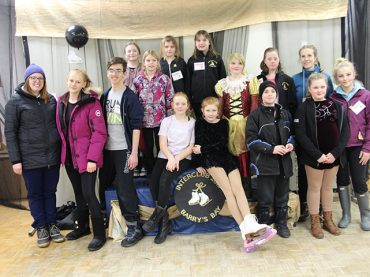 Two hundred skaters attend Interclub in Barry's Bay