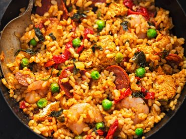 Wow guests with a delicious one-pot meal