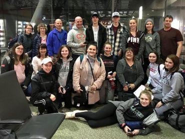 MVDHS Europe trip 2019