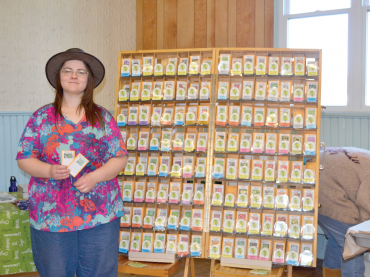Two green thumbs up for local seed saving events