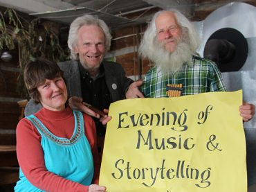 Morninglory celebrating 50 years with story and song
