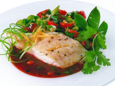 Delicious seafood for Lenten dinners