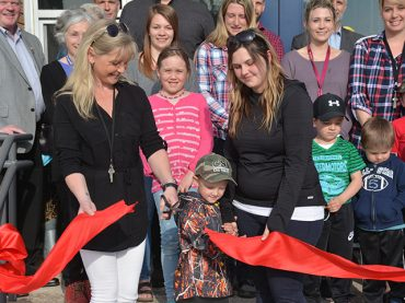 Daycare officially opens in Barry's Bay