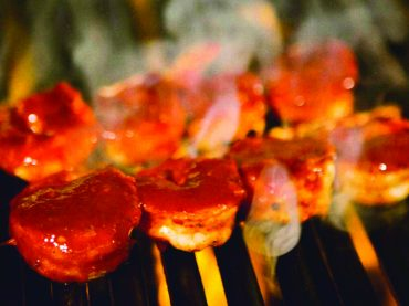 Enjoy restaurant-quality barbecue in your backyard