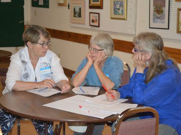 Library forum gauges ideas for strategic plan