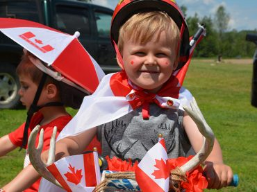 Canada Day celebrated around the Valley