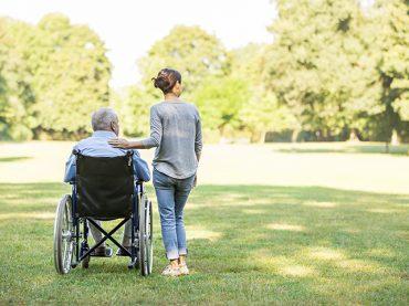 Tips on handling caregiver stress