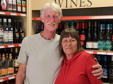 It's never too late, says local business owner
