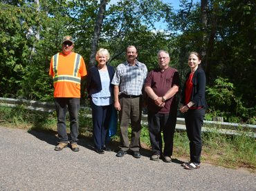 River Bend Drive rehabilitation on hold