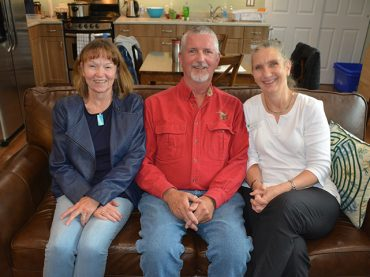 Helping with hospice a gratifying experience