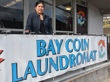 New laundromat seeking lower water rates