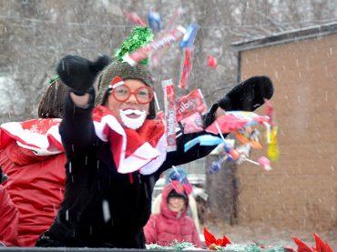 Santa comes to Killaloe