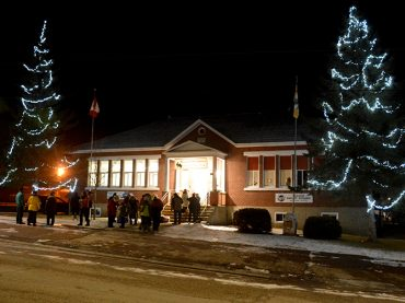 Christmas spirit in the air in KHR Township