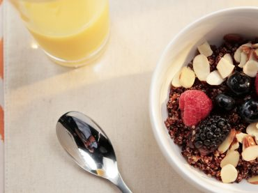 Start your mornings right with a nutritious breakfast bowl
