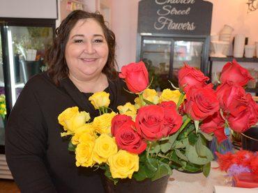 Church Street Flowers celebrates one year
