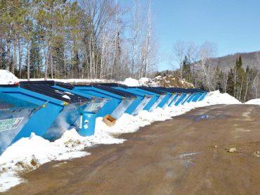 Recycling in the Madawaska Valley Township