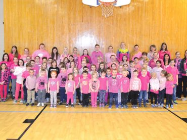 Standing up against bullying at Palmer Rapids Public School