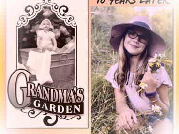 Grandma's Garden marks ten years