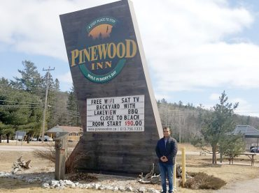 New owners of Pinewood Inn receive warm welcome from locals