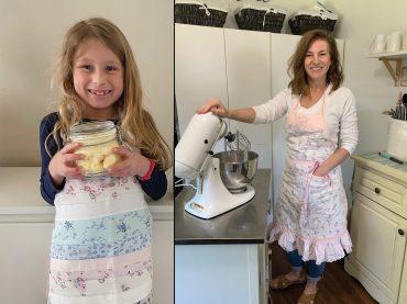 Keepsake Aprons Bringing Joy and a Tear to the Kitchen
