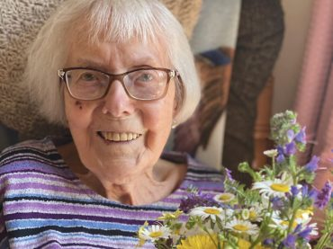 Love proves itself by deeds: Flowers for Seniors project shows kindness is contagious too!